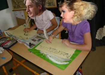 Bartošová a Ryhchtář píšou deníček