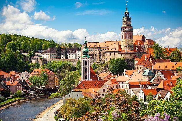 Český Krumlov Unesco